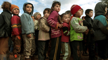 More Than 10.000 Refugee Children for Sale